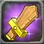 Heracles' Practice Sword